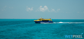 U.S. Embassy lifts Cozumel ferry restrictions Photo
