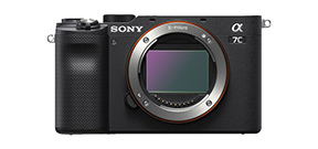 Sony announces A7C Full Frame Mirrorless camera Photo