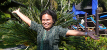 Helen Pananggung of Lembeh Foundation: Blue Green Personality of the Year Photo