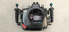 Exclusive images of Nauticam housing for EOS 1D X Mark II Photo