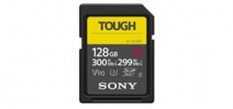 Sony announces Tough SD card range Photo
