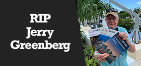 Wetpixel Live: RIP Jerry Greenberg Photo
