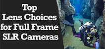 Wetpixel Live: Lens Choices for Full Frame SLR Cameras Photo