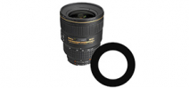 Ikelite ships anti-reflection ring for Nikon 17-35mm Photo