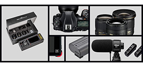 Nikon announces D850 Filmmakers Kit Photo