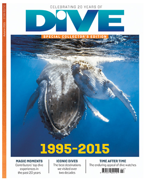 DIVE magazine special edition on Wetpixel
