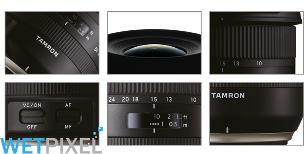 Tamron lenses on wetpixel